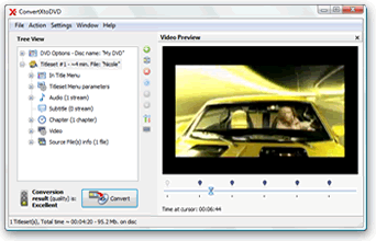 ConvertXtoDVD Screenshots
