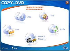 VSO CopyToDVD Screenshots